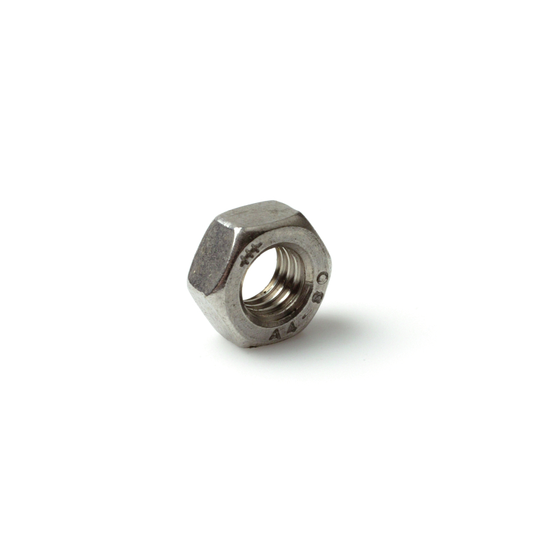 Hexagon Full Nut left hand thread DIN 934 A2