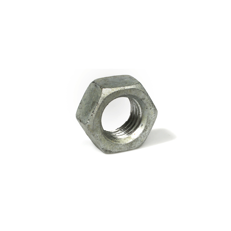 Hexagon Full Nut 8 ISO 4032 HDG