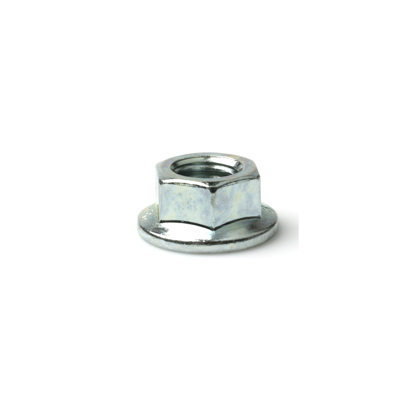 Hexagon Flange Nut 10 BZP