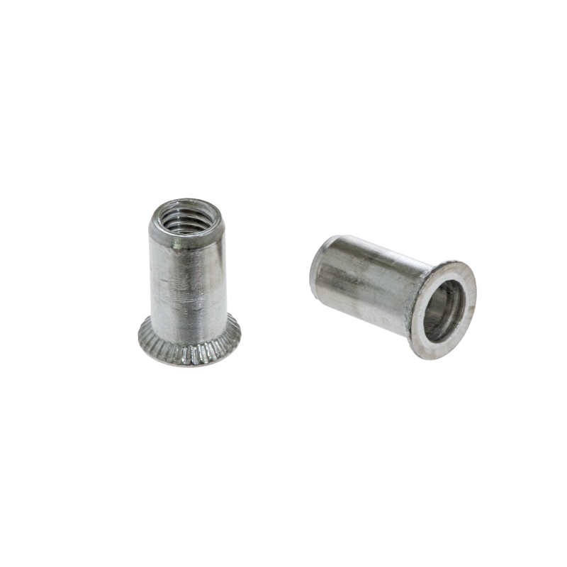 Blind Rivet Nut FTS aluminum with CSK round head