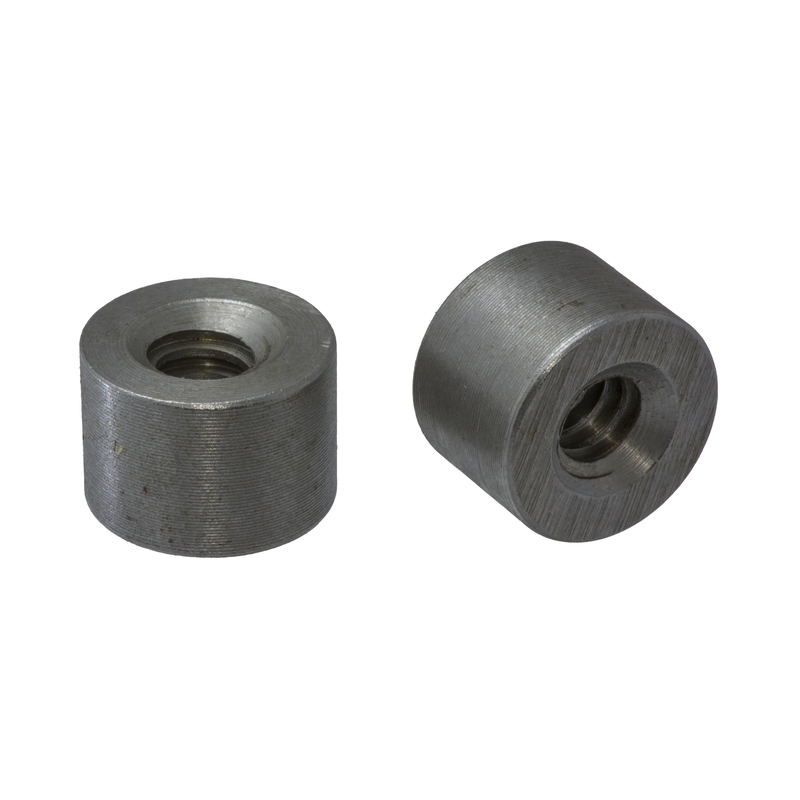 Trapezoidal Thread Nut Round