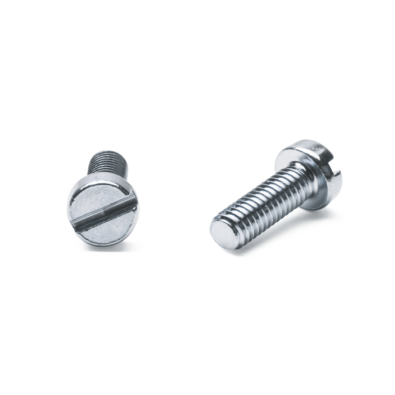 Slotted Cheese Head Screw